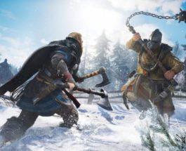 Assassin's Creed Valhalla, трейлер,