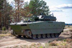 Польша тестирует боевую машину нового поколения Borsuk