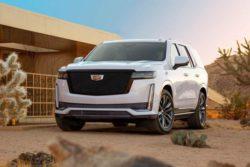 Cadillac Escalade 2021 — настоящий король дорог
