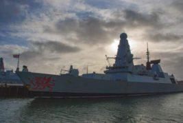 Dragon D35,Черное море,Эсминец,