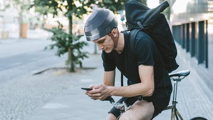 Werteloberfell,ESUB Tracks Helmet,шлем, велосипед,