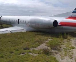 Embraer ERJ-145 LR, Багамы, авиакатастрофа,