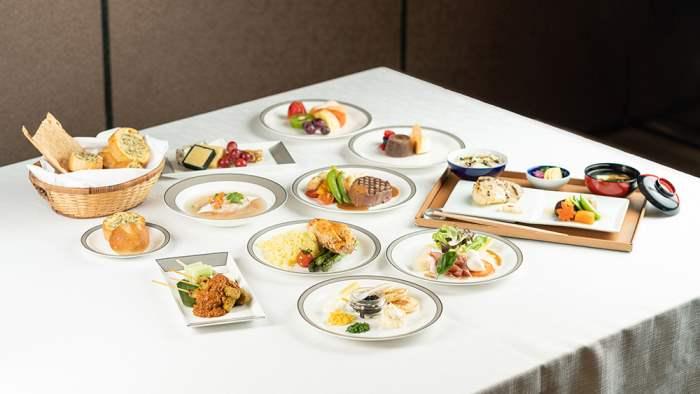 самолет,ресторан,Singapore Airlines,