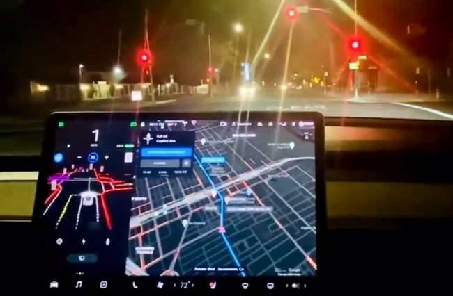 Full Self-Driving, Tesla, пакет,