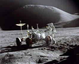 LTE на Луне