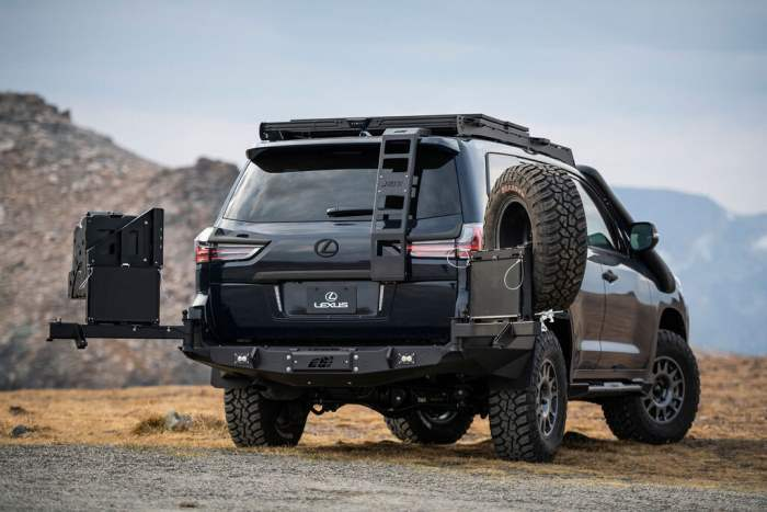 Lexus J201,The Rebelle Women's Off-Road Auto Navigation Event,Expedition Overland ,