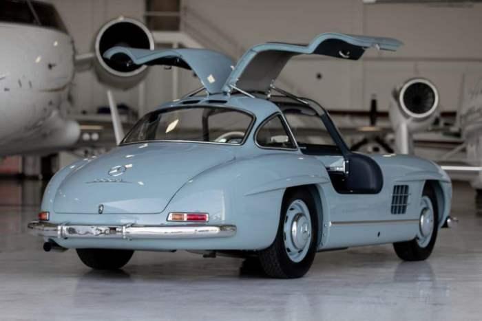 Mercedes 300SL Gullwing,аукцион,