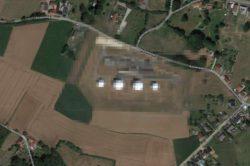 Совершенно секретно: НАТО готовится к созданию нового космического центра в Бельгии (фото Google Maps)