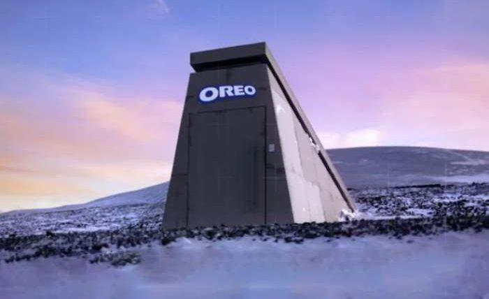 Oreo, Хранилище судного дня, печенье,