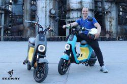Segway готовит электромопед с пробегом 85 км и круиз-контролем