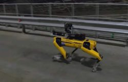 На ЧАЭС в Украине был замечен четвероногий робот Spot от Boston Dynamics.