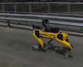 Spot, ЧАЭС, Украина, робот, Boston Dynamics,