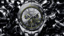 Новые часы TAG Heuer F1 в честь покойной легенды гонок Айртона Сенны