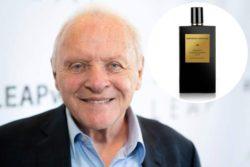 Энтони Хопкинс запускает свой парфюмерный бренд