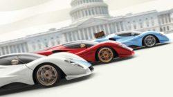 De Tomaso переезжает в США, чтобы построить новый суперкар P72