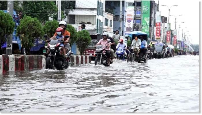 наводнения,Бангладеш,