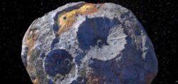 Новое исследование нацелено на астероид стоимостью 10000 квадриллионов
