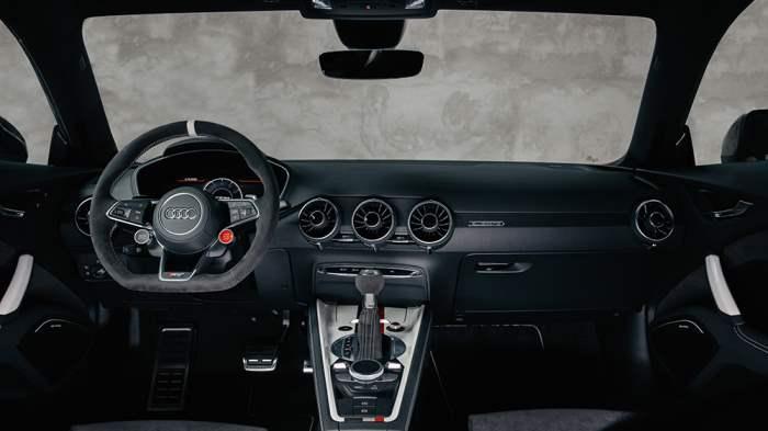 TT RS 40 Years of Quattro,Audi,