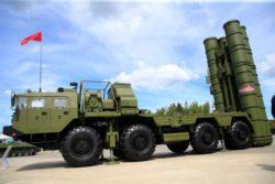 Сообщается, что Турция провела испытания системы ПВО С-400