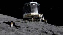 Лед кометы 67P мягче хлопка, показала вторая посадка Филе