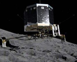 комета,67P,Филе,Розетта,