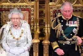 Англия, Королева, Принц Чарльз,