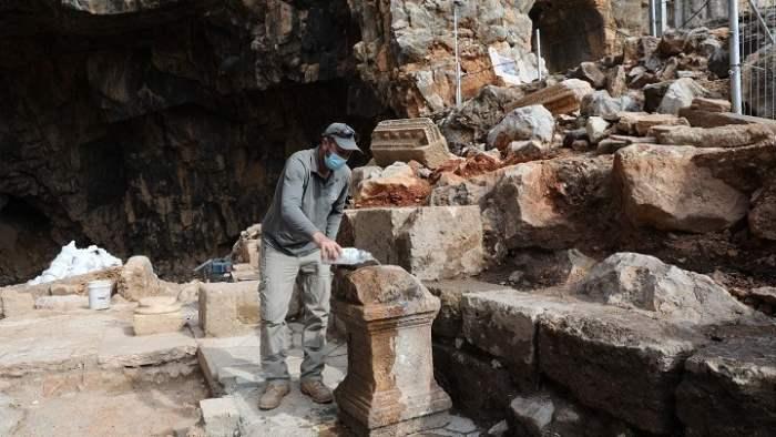 Археология, крепость,