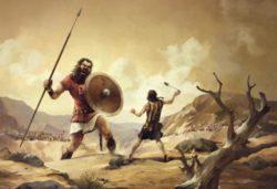 Сенсационное открытие о гигантском Голиафе из Библии