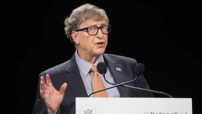 Билл Гейтс, зима, коронавирус,