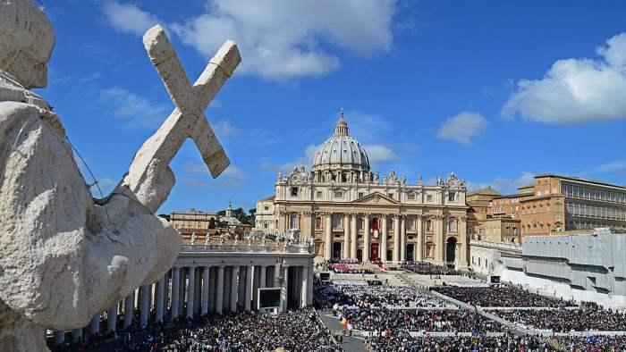Ватикан, Рим, covid-19,