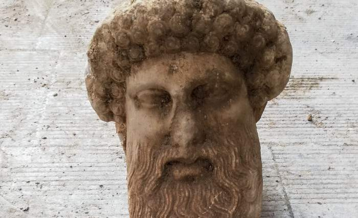 Гермес, статуя,