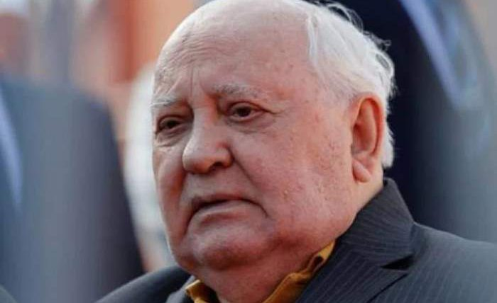 Горбачов,
