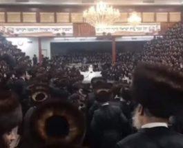 Евреи, Нью-Йорк, свадьба,