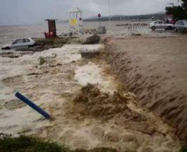 Индия, циклон,