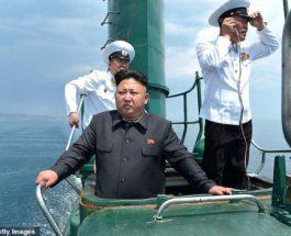 КНДР, Северная Корея, подводные лодки,