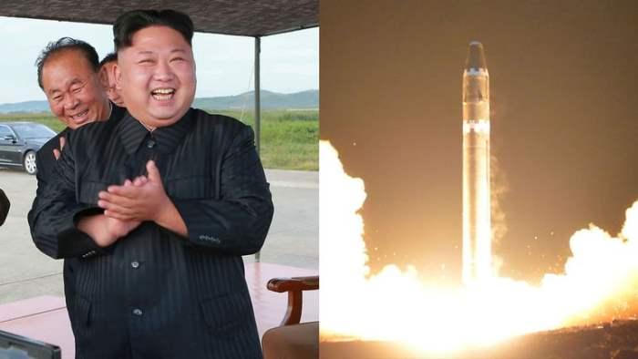Ким Чен Ын, ядерное оружие,