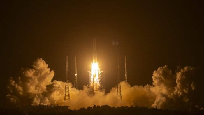 Китай, Луна,космический корабль,