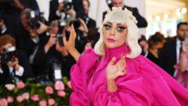 Леди Гага, фильм, Скоростной поезд,