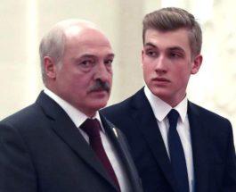 Лукашенко, ЕС, санкции, сын,