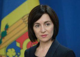 Молдова, Санду, победа,