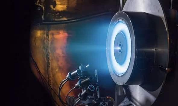 НАСА,симулятор,солнечная энергия,двигатели,
