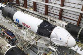 НАСА, SpaceX, Crew Dragon,