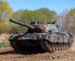 НАТО, танки, утилизация, Леопард-1,