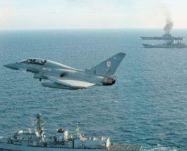 Тайфуны, Великобритания, RAF, российские самолеты,