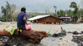 Тайфун, Гони, Филиппины,