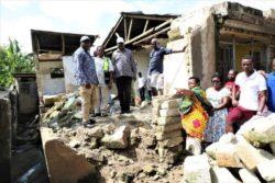 В Танзании паника — почвы разжижаются и поглощают дома