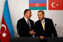 Турция, Нагорный Карабах,