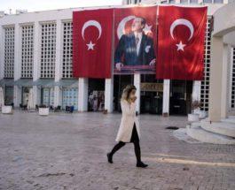 Турция, комендантский час,