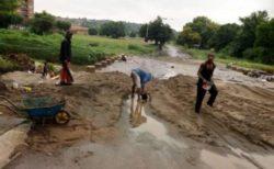 Внезапные наводнения в Квазулу-Натале и Гаутенге, Южная Африка