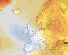 климат, аномалия,
